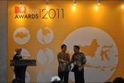 Futurarc Green  Leadership Award 2011